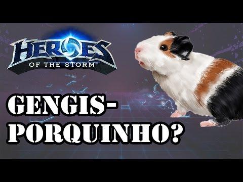 Heroes of The Storms [BETA] - Gengis-Porquinho?