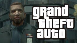 GTA 4: Police Mod! - [LCPDFR Mod] - (Funny Moments w/ Mods)