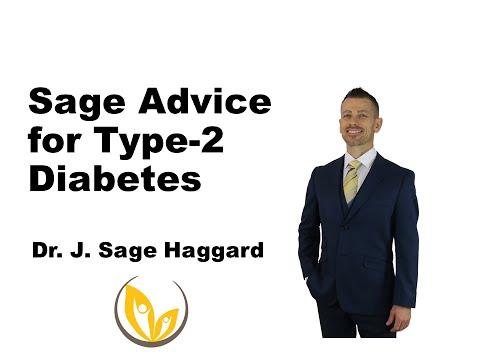 Sage Advice for Type-2 Diabetes