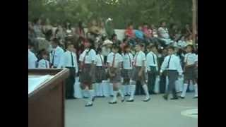 entrada de alumnos (Graduacion Metzli)