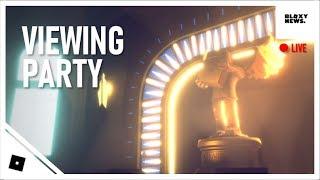 6 anual Roblox Bloxy Awards LIVE visualizando Party!