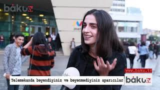Şəhər sakinləri hansı aparıcıları bəyənmir - sorğu