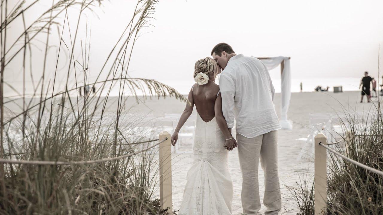Wedding At Sirata Beach Resort St Pete Videographers