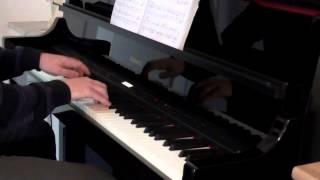 Kleines Präludium C-dur (BWV 939) - Johann Sebastian Bach