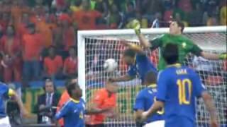 Brasil perde para a Holanda e é eliminado de novo nas quartas