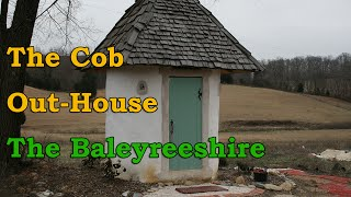 Cob Out-house And Natural Buildings At The Baleyreeshire