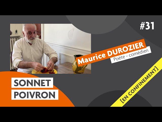 Les sonnets de Maurice Durozier : le poivron
