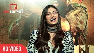 Athiya Shetty At Border Movie 20 Years Celebration | Viralbollywood