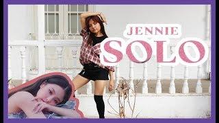 JENNIE - 'SOLO' Dance Cover || KPOP IN PUBLIC || Akira Lau