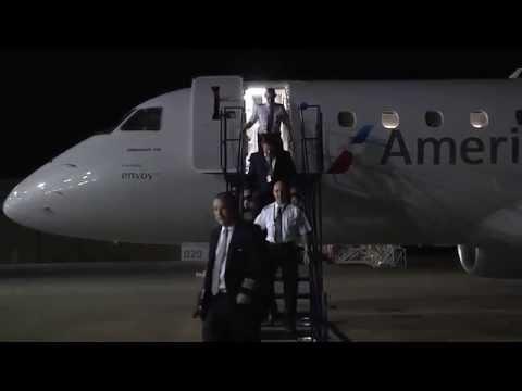 Envoy Air E175 Bringing It Home
