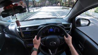 2018 Perodua Myvi 1.3 Premium X | Day Time POV Test Drive