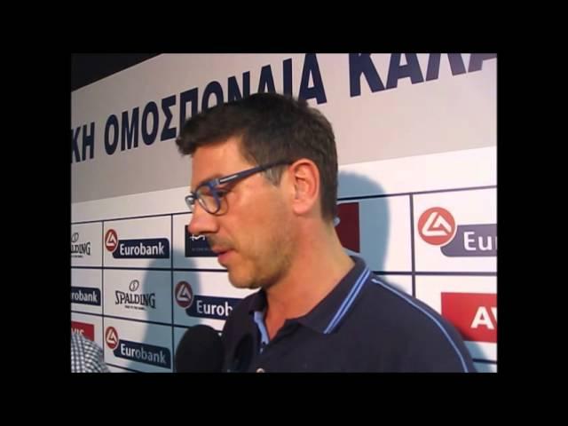 EOK | Εθνική Ομάδα Ανδρών : Ελλάδα-Βοσνία Ερζεγοβίνη 83-44. Φώτης Κατσικάρης : Είδαμε ένα δείγμα των δυνατοτήτων της ομάδας