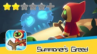 Summoner's Greed: Idle RPG TD - PIXIO LIMITED - Walkthrough Decieving Recommend index two stars