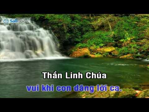 [Karaoke TVCHH] 010 - THIÊN CHÚA NGỰ GIỮA CHÚNG CON- Salibook