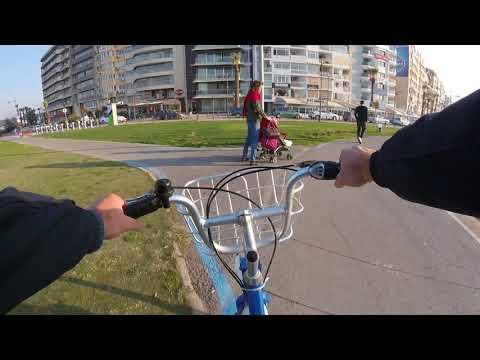 November in Izmir; cycling tour