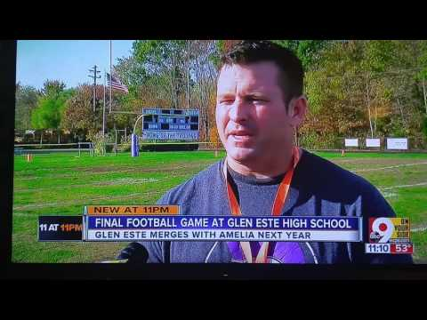 Glen Este High School channel 9 story 10/28/16