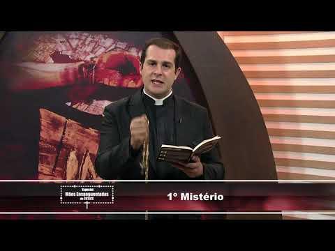 Especial Mãos Ensanguentadas de Jesus - 04/06/2018 - B2