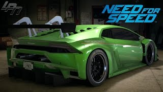 NEED FOR SPEED 2015 - LAMBORGHINI HURACAN GAMEPLAY TUNING, CRUISING, DRIFTING, RACES