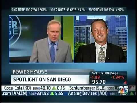 Rancho Bernardo homes on CNBC Powerlunch - San Diego Real Estate Spotlight 92127