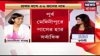 West Bengal Madhyamik Result 2018 Announced, Sanjeevani Debnath Scores 689 of 700