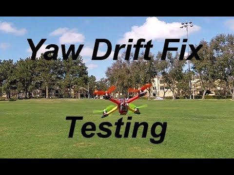 BetaFlight Yaw Drift Fix by JoeLucid