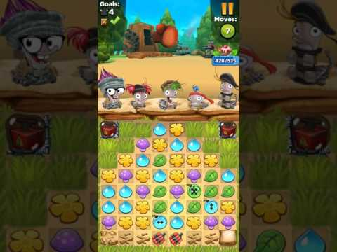 Best Fiends BOOT CAMP 1 Level 3 walkthrough ios android gameplay HD