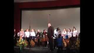 Концерт української музики та пісні