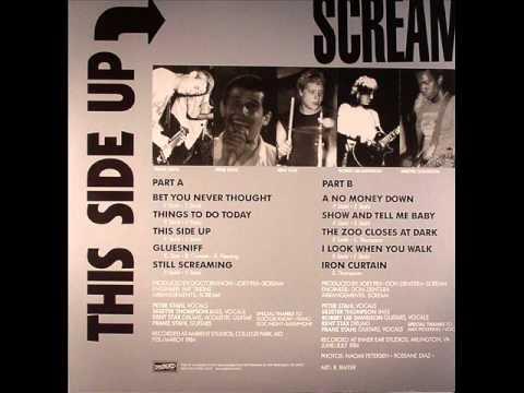Scream - This Side Up (full album)