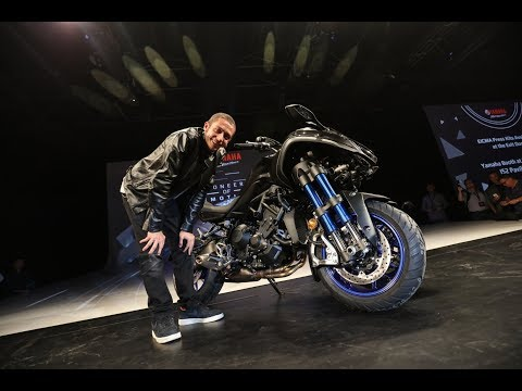 2017 EICMA YAMAHA Global Press Premiére - Pioneer of Emotion