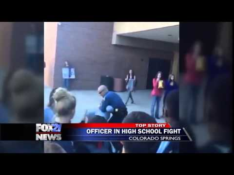 Two students suspended after SRO breaks up fight at Coronado High School