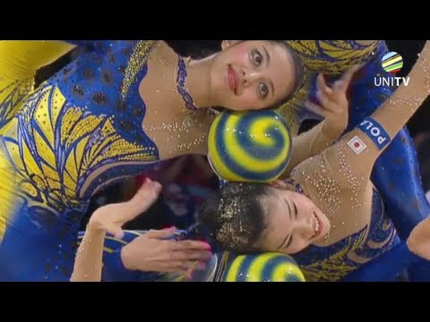 a discussion on a rhytmic gymnasts routine Browse our hand-made selection of rhythmic gymnastics music for individuals  tunegym – can-can  rhythmic gymnastics is a must part of the gym routine.
