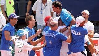 Highlights: Argentina 1-3 Italy