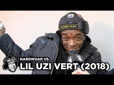 DJ Bee - .@nardwuar interviews @liluzivert and he made him break out! C Y #dablock
