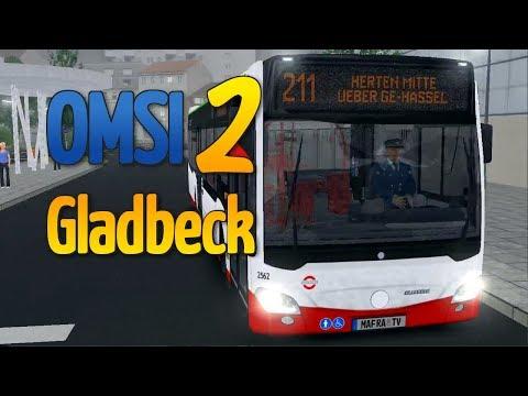 Omsi 2 Gladbeck - Linie 211 von Buer-Rathaus nach Herten-Mitte [005]