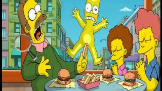 The Simpsons Hidden Alphabets