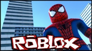 SPIDERMAN V ROBLOXU?!