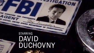 The X Files - Season 10 Opening