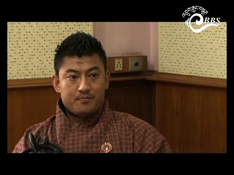 Radio On TV- Interview with Sangay Tsheltrim
