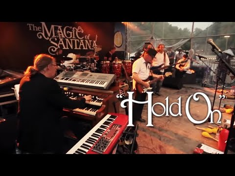 "The Magic of Santana feat. Alex Ligertwood & Tony Lindsay, ""Hold On"", Maschseefest Hannover 2013"