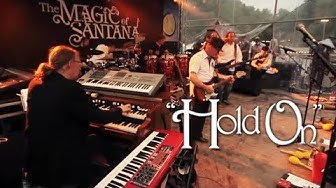 """The Magic of Santana feat. Alex Ligertwood & Tony Lindsay, """"Hold On"""", Maschseefest Hannover 2013"""