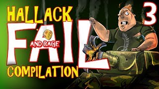 Hallack Fail Compilation #3 - World of Tanks