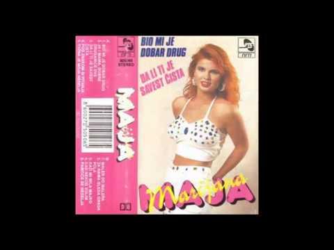 Maja Marijana - Bio mi je dobar drug - (Audio 1993) HD
