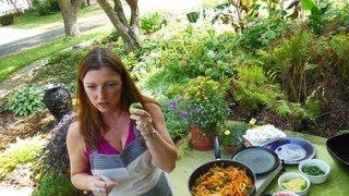 Rotisserie Chicken Fajita Recipe On Google+ Hangout