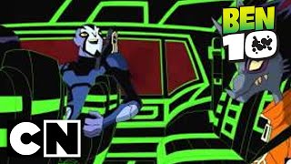 Ben 10 Omniverse - OTTO Motives (Preview) Clip 2