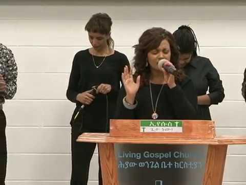 Worship by Living Gospel Church Choir - Winnipeg