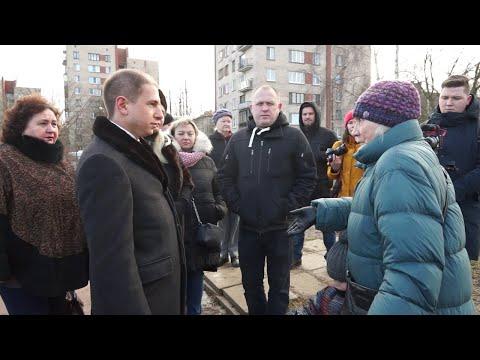 Рабочий визит депутата ГосДумы М.В.Романова в Металлострой. 14 февраля 2020 г.