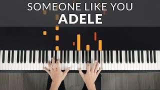 Download lagu Adele - Someone Like You | Tutorial of my Piano Cover + Sheet Music
