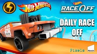 Hot Wheels Race Off - Cruise Bruiser Supercharged Edition Unlocked