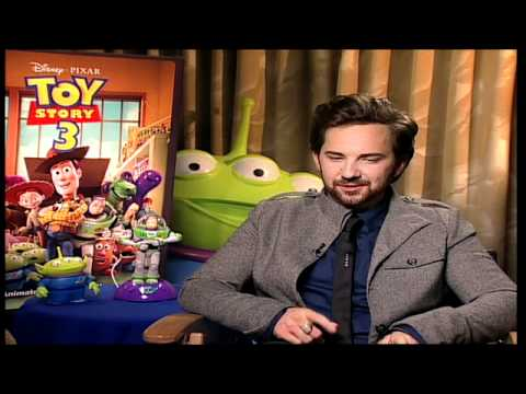 Meeting Voice Of Andy Toy Story 3 Youtube
