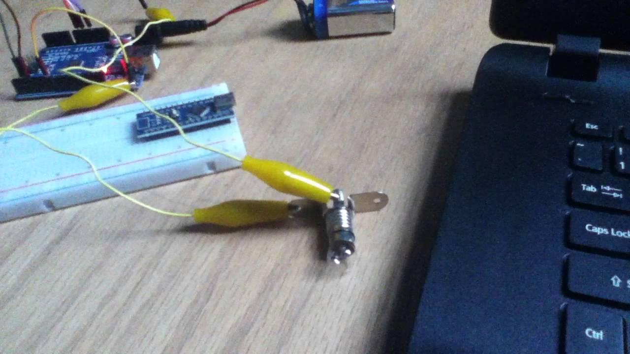 Python Bluetooth Light Control
